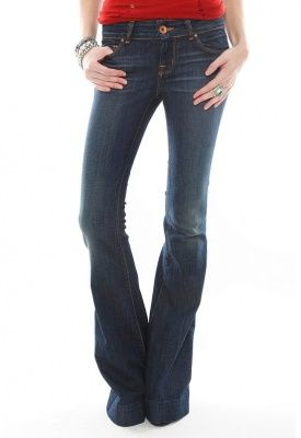 J Brand Lovestory Flare Jeans Stylists pick