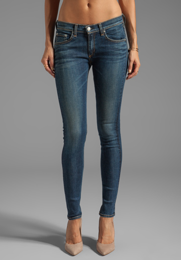 RAG & BONE/JEAN The Skinny Stratham stylist pick best jeans ever