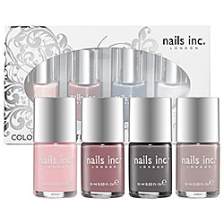 Nails Inc Neutral Collection Stylists top Picks