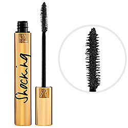 YVES SAINT LAURENT MASCARA VOLUME EFFET FAUX CILS SHOCKING - Voluminous Mascara for a False Lash Effect